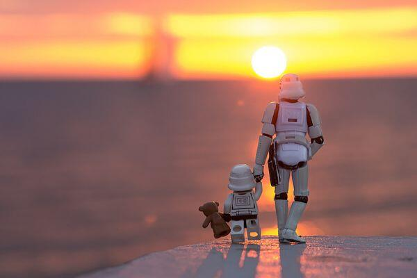 Still Life Photography with Toy Stormtroopers by Kristina Alexanderson http://t.co/x4gzvbaZwS http://t.co/DutewC1c6t
