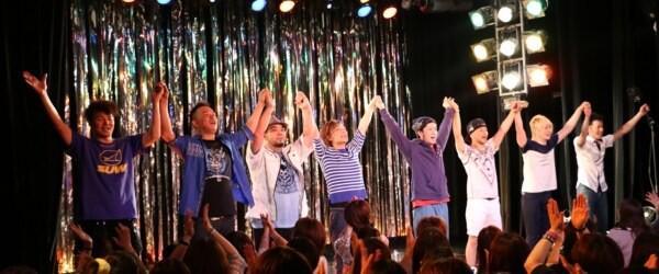 """これ、皆さん読みまひょ!!""""@SARUnetcom: 【6/7UP】日本屈指のダンスボーカルグループ""""PaniCrew""""のワンマンライブをREPORT! http://t.co/2jpacNlGvd http://t.co/6aWseHm4QO"""""""