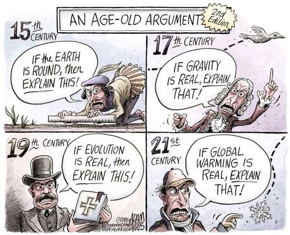 Siempre con el mismo argumento #negacionistas #viñeta http://t.co/epb3CJvocQ