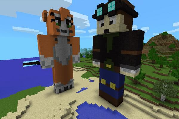 Which is better DanTDM or StampyLongNose http://t.co/43XeM6xnrI
