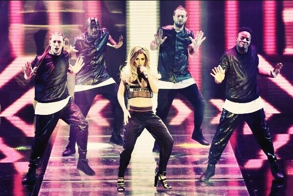 Don't call it a comeback, call it taking back her throne... @CherylCole http://t.co/HEBVvGD7xH