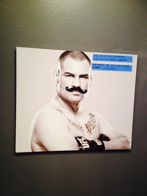 Look what @cainmma team added to give him a true Mexican look