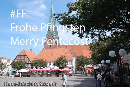 #Merry #Pentecost Drom #NOrth #Germany http://t.co/hbFtm4jVdY