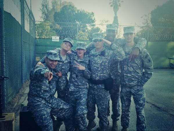 Prison yard group shot #campxray http://t.co/MhAyfHaNBV