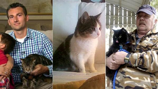 Good kitty: These 6 'hero cats' saved the humans they love http://t.co/sbjAhdNlfH #cats #hero http://t.co/yepwQmyuk1
