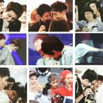 I have a thing for Chanyeol and his habit of biting other members, hes so adorable ???? http://t.co/qsL6XyM5FV