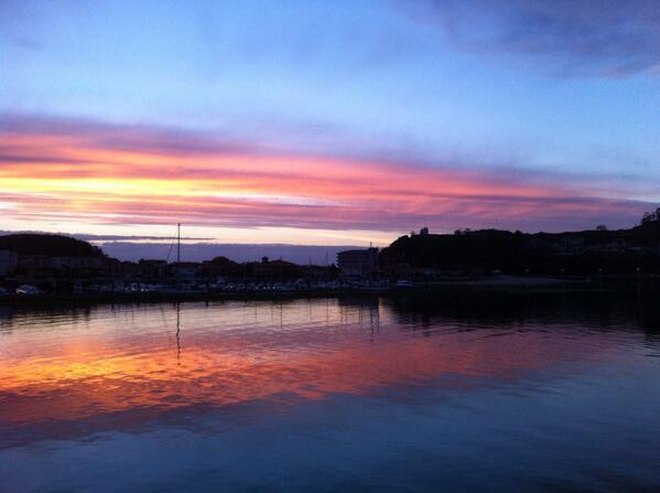 A por una nueva semana!! 👍👍👍 #sinfiltro #ribadesella #Asturias #turismo http://t.co/3ciVzDhgjj