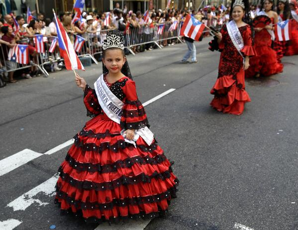 17 Times People Celebrated Culture At The National Puerto Rican Day Parade