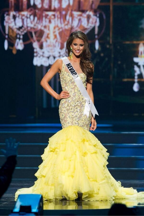 Miss USA 2014 is Nia Sanchez from Nevada!!! http://t.co/1JxkGuf7Cr