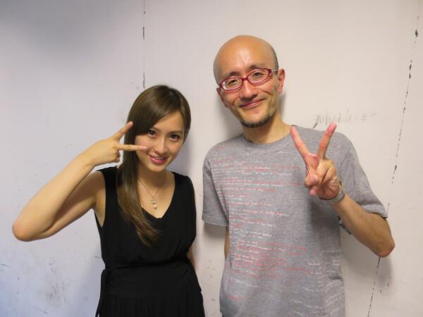 ≪上海≫中国でソロ歌手として頑張ってるリンリンと1年ぶりの再会!すっかり大人リンリン。でも中身はあい変わらず超オタクw 会えばいつも笑い続けだ。みなさんリンリンはとても元気ですよ(^O^) http://t.co/aWbla0fGHS