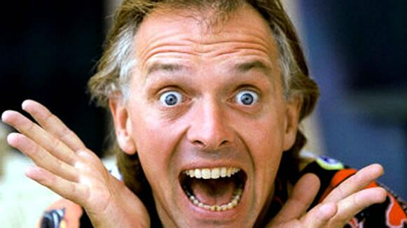 Dreadful news just confirmed by his agent. Young Ones Comic Rik Mayall is dead at just 56. Statement to follow http://t.co/mUsXtXzTd4