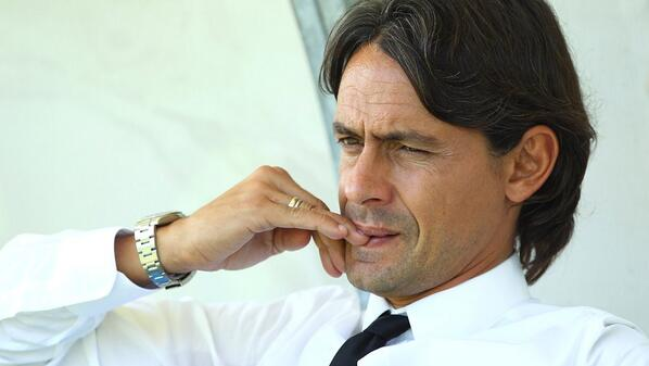 Filippo Inzaghi is Milan's new manager [via @FIFAcom]