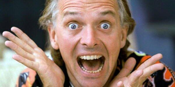 RIP Rick Mayall. A truly great comedian and actor who put so much energy into his work. Very sad news http://t.co/6u0x6X5CXV