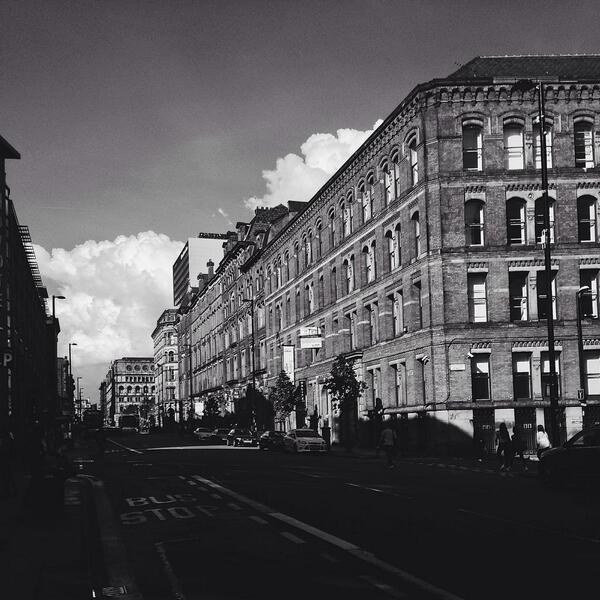 Portland Street #manchester http://t.co/g8uzcvQPds http://t.co/btvgoQtJtl