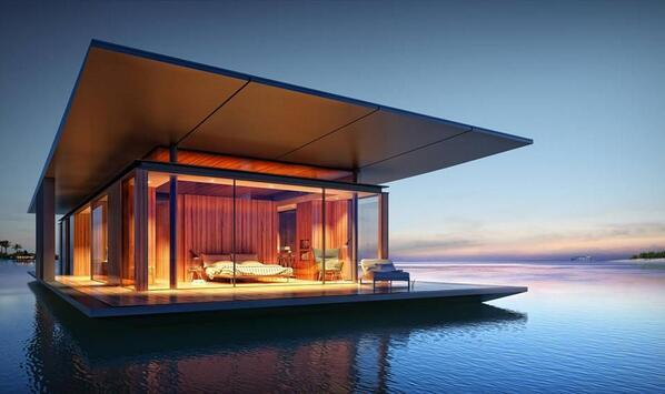 This floating house is amazing... http://t.co/DKppUn23mi