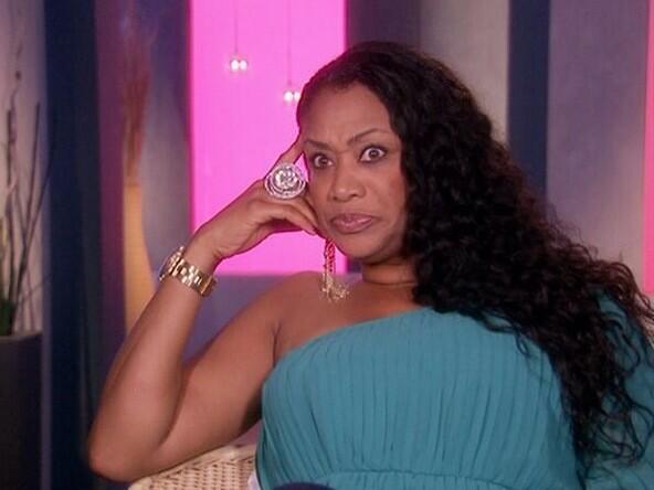 When she said power couple, I was like... #LHHATL