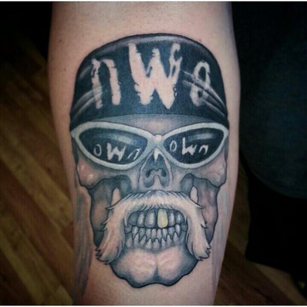 Photo Cool Hulk Hogan Tattoo Wrestlinginc Com