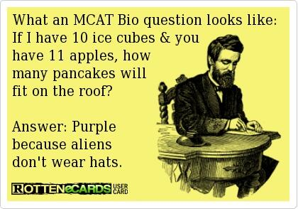 What's on the new 2015 MCAT?