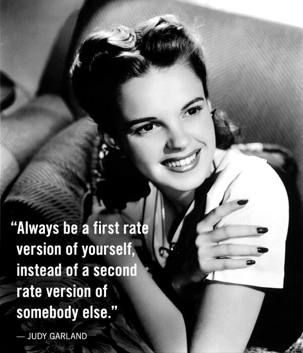 Happy Birthday to one of the greatest entertainers who ever lived, Judy Garland. http://t.co/DpqSz3BsT7