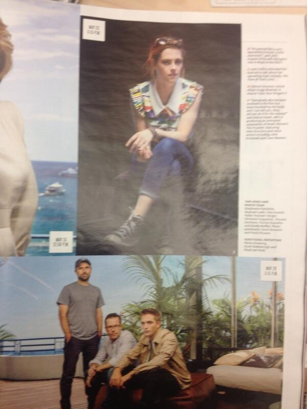 Interesting layout choice by THR editor for spread of Cannes photo shoots http://t.co/cctjDBTl9G