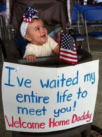 She's waited her entire life for this moment  http://t.co/dtlEVcdxOK #MilitarySurprises #homecoming #militaryfamily http://t.co/hpEhXvyp68