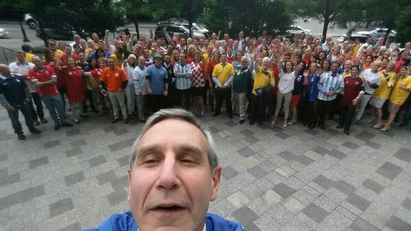 This is our leadership team #edelselfie http://t.co/tfVniCCVZy