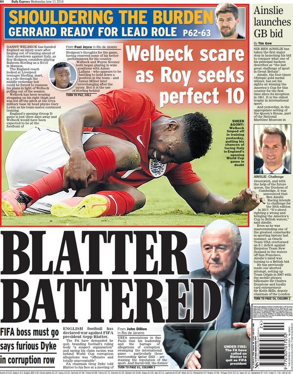 BpzPw7MIcAAxFgI Raheem Sterling set to start for England v Italy as Danny Welbeck suffers injury setback [Backpages]