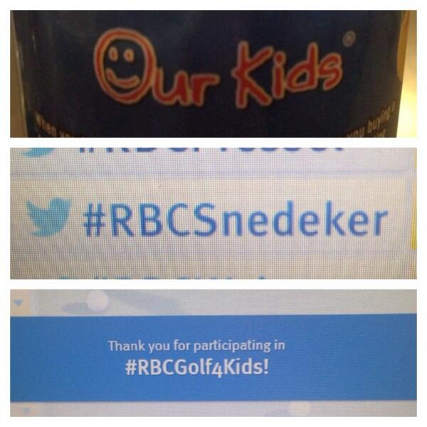 Learning to spell Brandt Snedeker while helping him win money for @OurKidsTN #RBCSnedeker #ThxBrandt cc @tracypaden http://t.co/nYAvpu7nwu