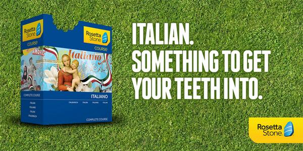 Italian -something to get your teeth into! #Italian is a tasty language, here is a better way to try it;) #LuisSuarez http://t.co/kARNojlf6x