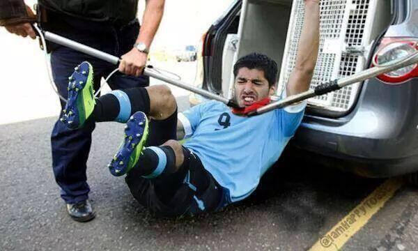 FIFA have finally captured Luis #Suarez http://t.co/bOd0zs8uO9