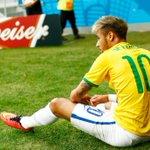 Gols pela Seleção: Neymar - 42 Bebeto - 39 Rivaldo - 34 Ronaldinho - 33 Kaká e Careca - 29 Robinho e Adriano - 27 https://t.co/w6qci6aojl
