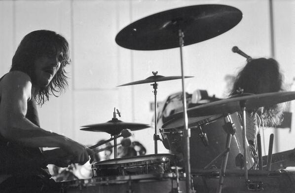 """Drumming was the only thing I was ever good at."" - John Bonham http://t.co/lft3Sh02IG"
