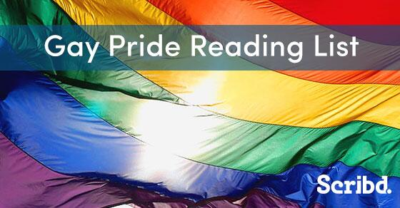 New blog post: Reading Rainbow- Celebrating #LGBT Literature on Scribd: http://t.co/X0fEWUxbf3  #Pride http://t.co/4a9okgqAvh
