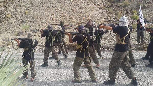 Resultado de imagen de Guerrillas sunníes