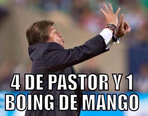 ¡Para celebrar el triunfo de la selección! #MexicanosAlGritoDeOctavos http://t.co/Ewd48qbWy7