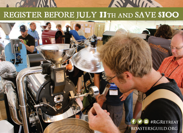 #RGRetreat offers you the opportunity to start, continue, or complete requirements for your Level 1 Roaster Cert. http://t.co/FkuzUMa3zK