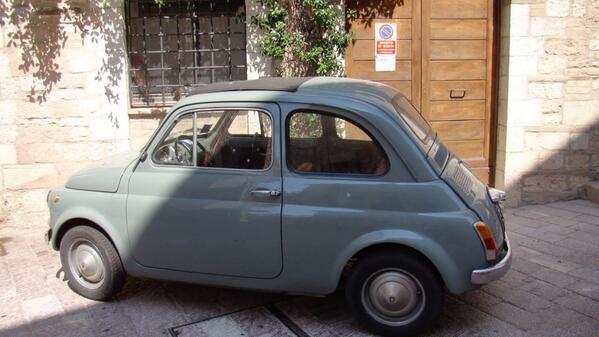 Evolución del mítico #FIAT 500 desde sus inicios a mediados de los años 30 hasta hoy http://t.co/htSIS9IHAc @Fiat_es http://t.co/3YtzMVM3b9
