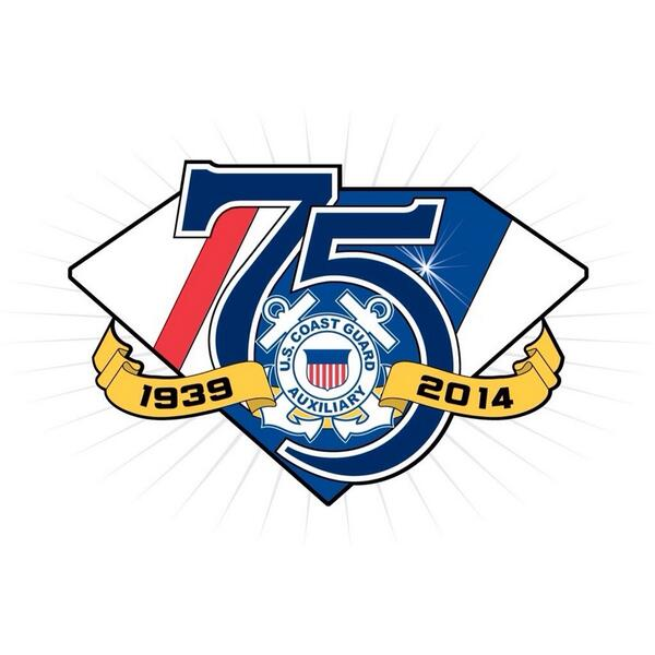 June 23 - USCG Auxiliary marks 75 years of volunteer service to the United States Coast Guard and the boating public http://t.co/4U2WrNbIgN
