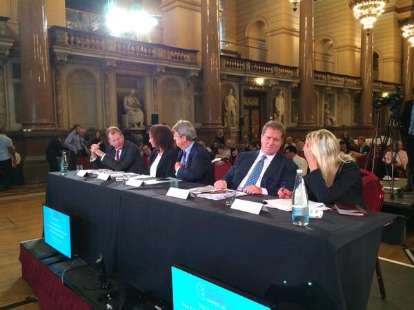 The judging panel for The Duke of York New Entrepreneur of The Year Award @businessawards #businessawards http://t.co/HylGQMOIHU
