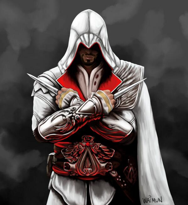 Happy Birthday to the legendary Ezio Auditore da Firenze! http://t.co/akxbgNcX4n