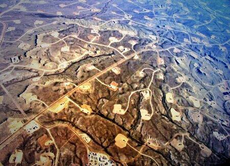 This is what #fracking looks like... http://t.co/AfYkhobNJu