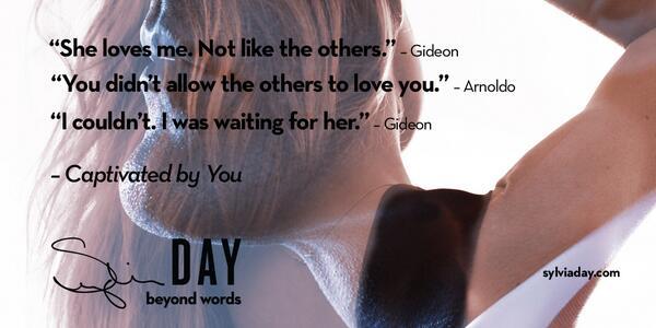 Oh Gideon... #TeaserTuesday #HardToWait http://t.co/db8MIlri0n