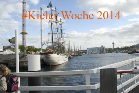 Greetings from #Kiel #Major Sailing event in the World ---- 3.5 Million Visitors #Sailing #Music #Cultur #Fun http://t.co/afSF0Wq73l