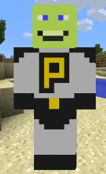 Hey! Did you vote for my new Minecraft Skin? So far Bat Pear is in the lead. VOTE HERE NOW: http://t.co/MqZUdvqLyu http://t.co/hdYgJ1eZzg