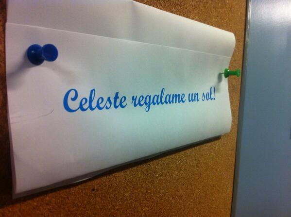 Mensaje anónimo en el pasillo de la embajada #URUvsITA #uru http://t.co/GoSsoqakga
