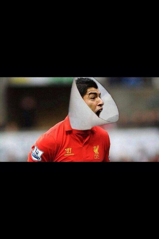 Het is een gebit zonder eind met Suarez #itauru #wk2014 http://t.co/vrpyVRlwjc