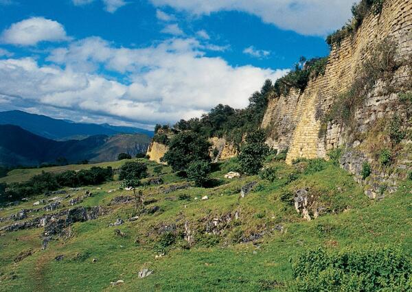 """Die #UNESCO hat die ehemalige #Inka-Straße """"Qhapaq Ñan"""" zum #Weltkulturerbe ernannt: http://t.co/qpSCMBKiWB http://t.co/tfnuFGYsPU"""