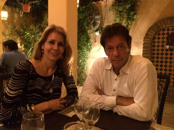 At dinner w friends in Islbd @ImranKhanPTI lamented 700k displaced ppl in KPK after army action. Backlsh expected sos http://t.co/QBgWGkdBCL