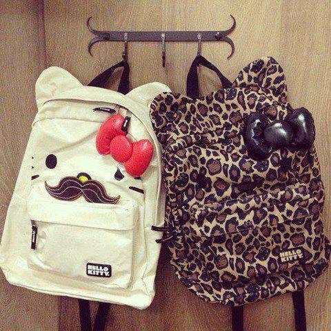Ya se acaban las clases, pero estas mochilas son lo más. http://t.co/wENkVCJ8OH
