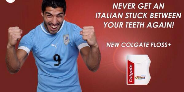 Lmaooo  Colgate release new floss… http://t.co/YhQ3jJMECO